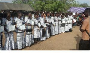 Sandema ceremony